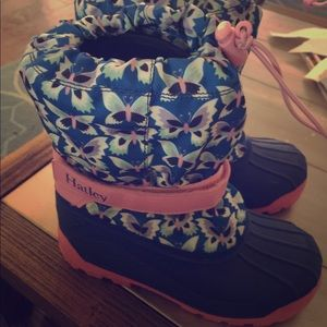 Hatley Girls snow boots